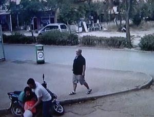 (ÖZEL) 'Binbir surat' hırsızlık şüphelisi polisler tarafından böyle yakalandı