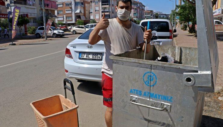 (ÖZEL) Çöp toplayarak KPSS'de Türkiye 25'incisi oldu, şimdi hedefi Hukuk Fakültesi