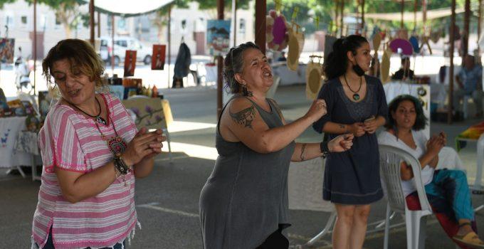 Pazarda Müzik Sokakta etkinliği