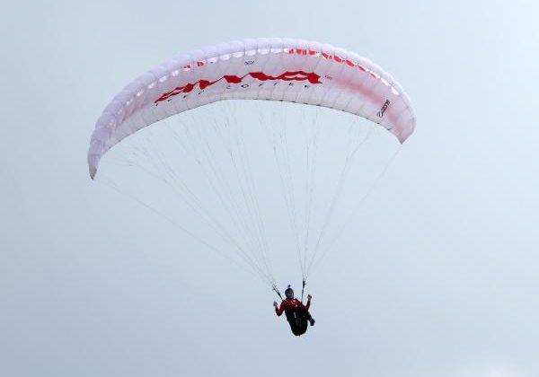 PGAEC Yamaç Paraşütü Hedef Kupası Alanya'da