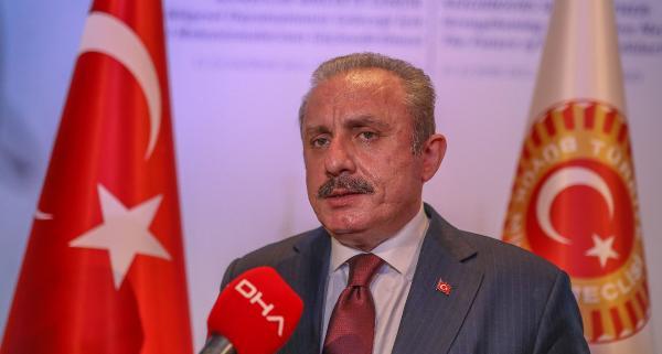 Şentop: Türkiye'yi bölge dışı aktör gibi göstermeye çalışanlara paye verilmemeli (2)