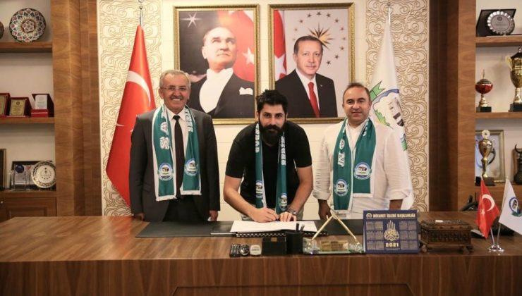 Serik Belediyespor 2 oyuncusuyla 1 yıl daha anlaştı
