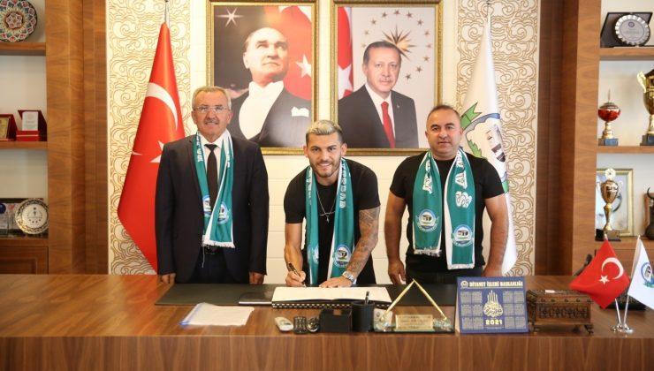 Serik Belediyespor Atakan Cangöz ile yeniden anlaştı