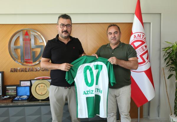 Serik Belediyespor yönetiminden Başkan Çetin'e ziyaret
