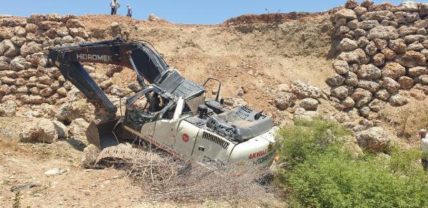 Serik'te iş kazası: 2 yaralı