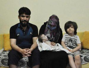 Suriyeli Mustafa'nın babası: Gözümün önünde mum gibi eridi, bitti
