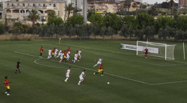 Uluslararası Rival Futbol Turnuvası'nda Gine, Kosova'yı 2-1'le geçti