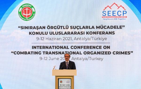 Yargıtay Başsavcısı Şahin: HDP kararının 15 günde çıkması bekleniyor