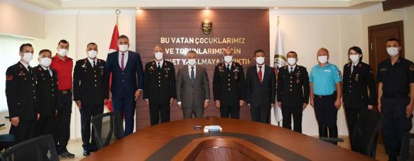 Yazıcı: Jandarmamız 182 yıldır mazlumun yanında zalimin karşısında