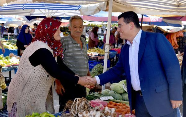 Yeni Emek ve Erenköy'e 'Kapalı Pazar' müjdesi