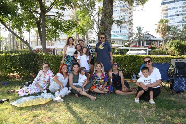 ZİÇEV Uçurtma Festivali, renkli görüntülere sahne oldu