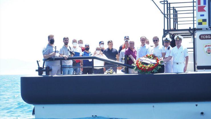 1 Temmuz Kabotaj Bayramı, Finike'de düzenlenen törenle kutlandı