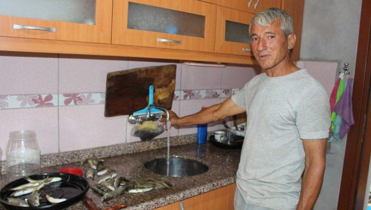 12 yıldır içme suyu hasreti çeken ailenin sorunu çözüldü