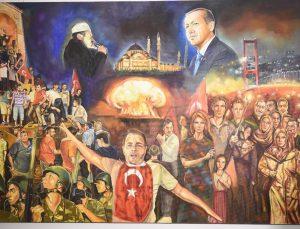 15 Temmuz sergisi Antalya Şehitler Müzesi'nde açılıyor