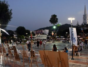 2. Yaz sanat kampı ve kültür sanat çalıştayı sona erdi