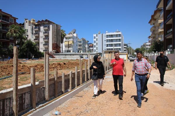 7 mahalle yeni park ve sosyal donatı alanlarına kavuşuyor