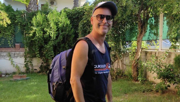 İspanyol kalite uzmanı turist Akdeniz ve Ege'yi otobüsle geziyor