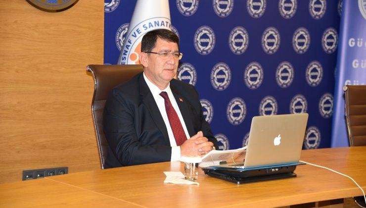AESOB 'Enerji Sektöründe Antalya Projesi' açılış toplantısı gerçekleştirdi