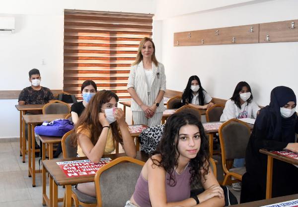 Ahmet Erkal Destek Eğitim Kurs Merkezi yeni eğitim yılına başladı