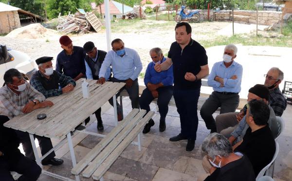 AK Parti mahalle ziyaretlerinde