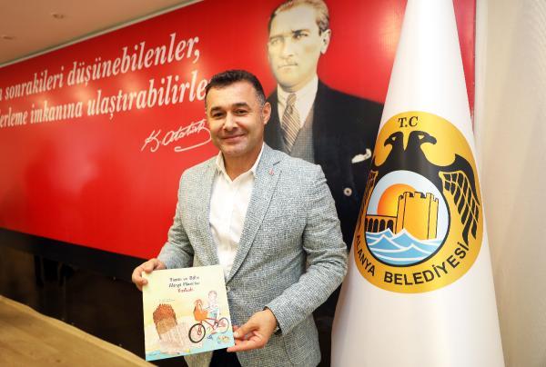 Alanya Belediyesi'nin yeni kitabı tanıtıldı