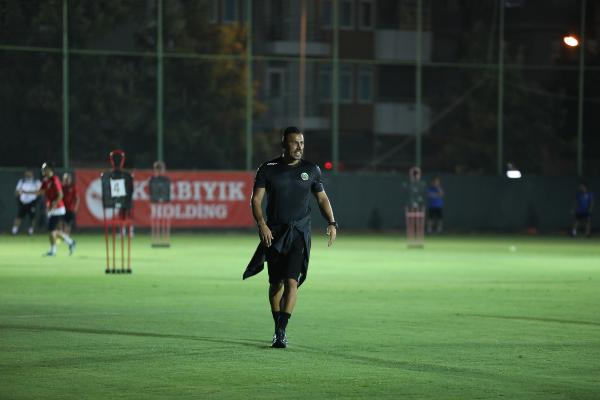 Alanyaspor Teknik Direktörü Atan: Bu sezon lig tüm takımlar için zor geçecek