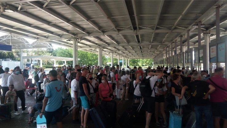 Antalya Havalimanı'ndan umut veren görüntüler