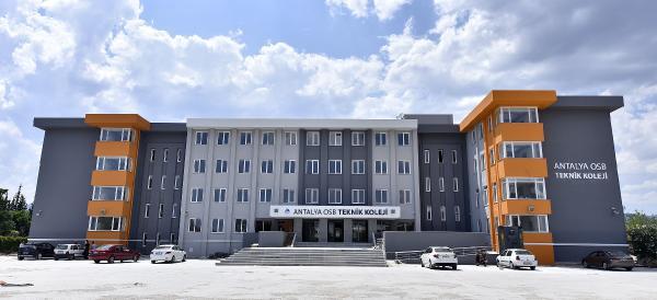 Antalya OSB'de kayıt heyecanı