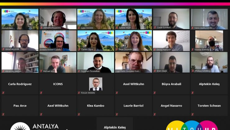 Antalya sanal turla tanıtıldı