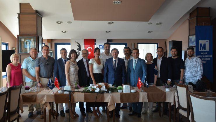 """Antalya SMMM Oda Başkanı Çavdar: """"Mali tatilin, gerçekçi ve yaşanabilir bir şekle kavuşturulması gerekmektedir"""""""