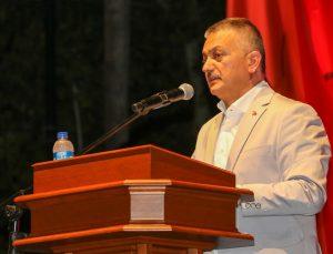 Antalya'da 15 Temmuz Şehitleri Anma, Demokrasi ve Milli Birlik Günü kutlandı