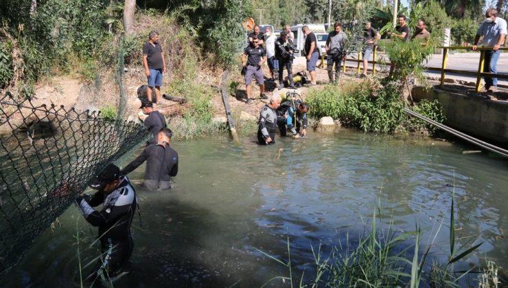 Antalya'da kayıp 2 yaşındaki Ecrin için 'Kurbağa Adamlar' devrede