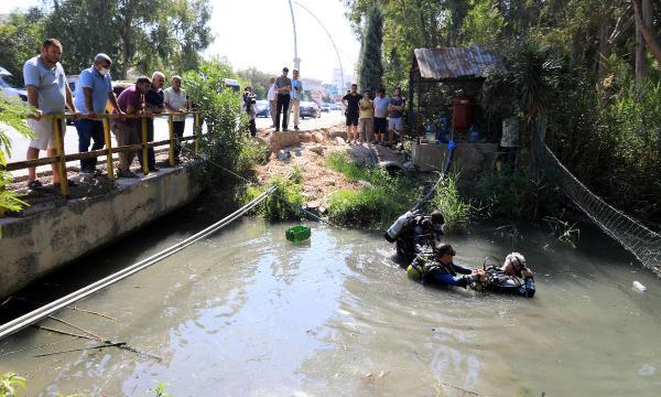 Antalya'da kayıp Ecrin'i arama çalışmaları sürüyor