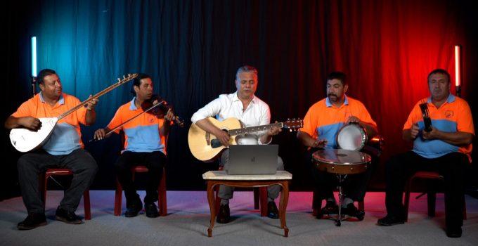 Antalya'nın 'Süpürge Faraş Orkestrası'ndan bayram konseri