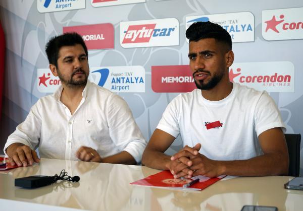 Antalyaspor, Houssam Eddine Ghacha'yı transfer etti