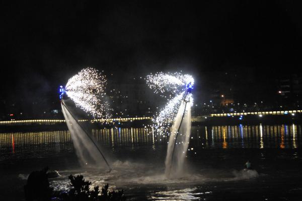 Antalyaspor'un 55'inci kuruluş yıl dönümü coşkuyla kutlandı