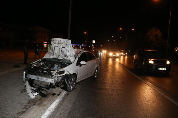 Aşırı hızlı otomobilin çarptığı Polonyalı çift öldü