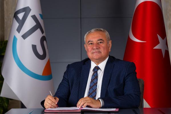 ATSO Başkanı Çetin, yabancıya konut satışını değerlendirdi