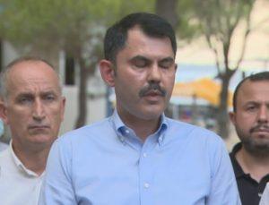 Bakan Çavuşoğlu'ndan Manavgat'taki orman yangınına ilişkin açıklama