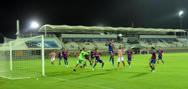Balıkesirspor ile Altınordu yarı finale yükseldi