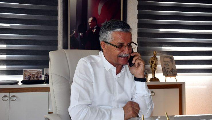 """Başkan Topaloğlu, """"Herkesin asli görevi Kemer'i temiz tutmak"""""""