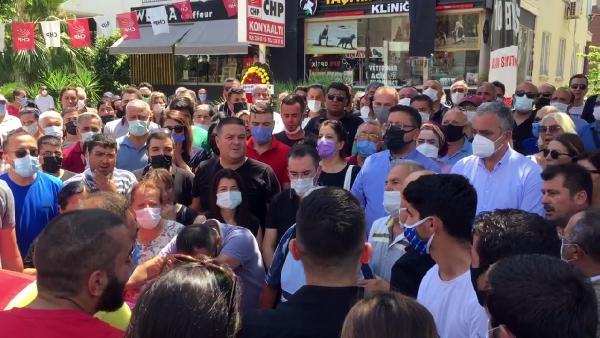 CHP Konyaaltı Gençlik Kolları Başkanı Demiral, kazada yaşamını yitirdi (2)
