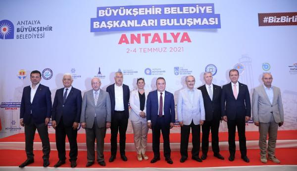 CHP'li başkanlar Antalya'da toplandı (2)