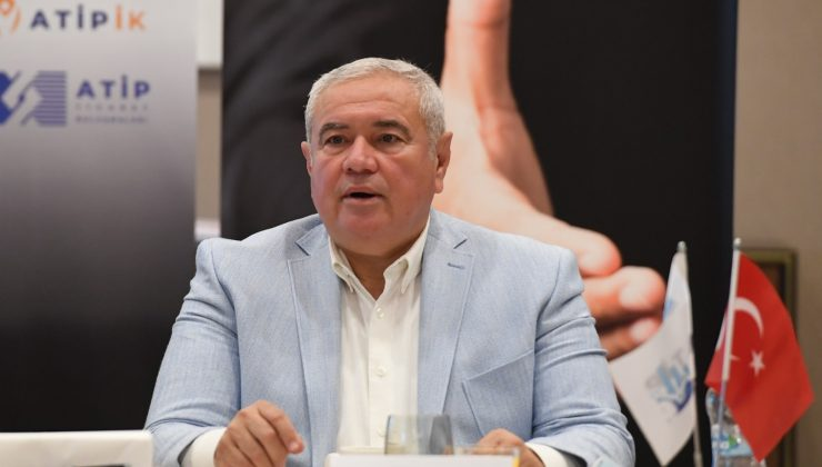 """Davut Çetin: """" Reçete dijital ve çevreci dönüşüm"""""""