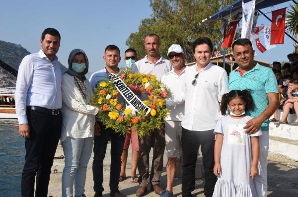 Denizcilik ve Kabotaj Bayramı Demre'de kutlandı
