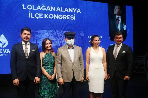 DEVA Partisi Genel Başkanı Babacan Alanya'da