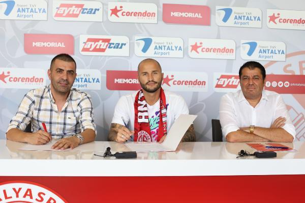 Fedor Kudriashov, yeniden Antalyaspor'da