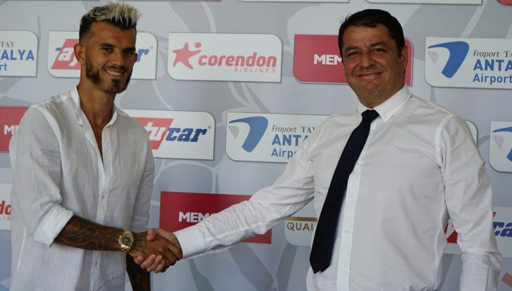 Güray Vural Antalyaspor'da