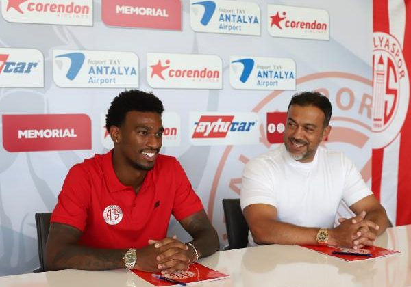 Haji Wright, Antalyaspor'da