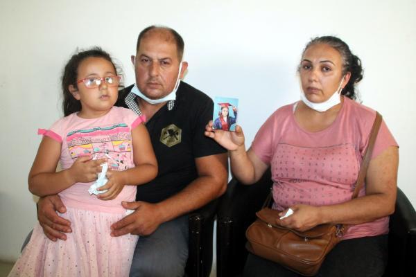 'Hastaneye gidiyorum' diye kaybolan İlknur'un ailesinden 'kaçırıldı' iddiası